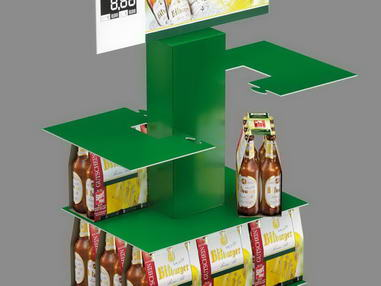 Six-Pack-Display aus Pappe (14)