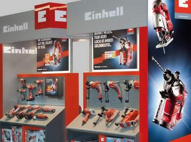 Shop-in-Shop-Module mit Werkzeug-Präsentation (75)